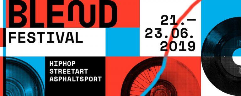 Das BLEND Festival bringt Masta Ace, OG Keemo, Haze u.v.m. nach Frankfurt am Main // Live