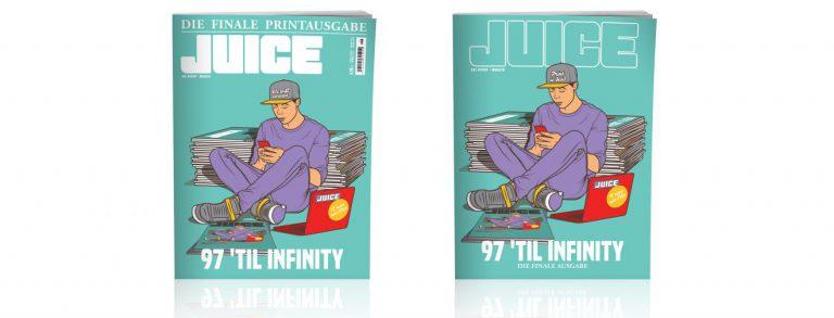 '97 till infinity: JUICE #195 – die finale Printausgabe ab 28.11 überall erhältlich!