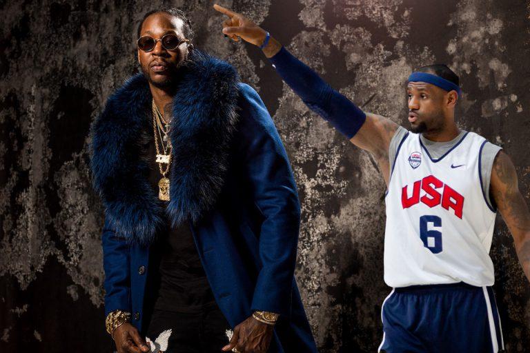 LeBron als A&R: 2 Chainz veröffentlicht »Rap Or Go To The League« // Stream