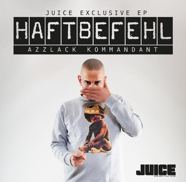 JUICE-Exclusive-EP_Haftbefehl_Cover