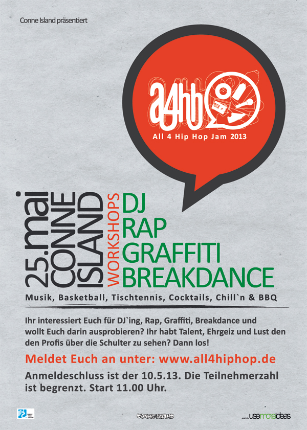 All-4-HipHop-Jam_Flyer