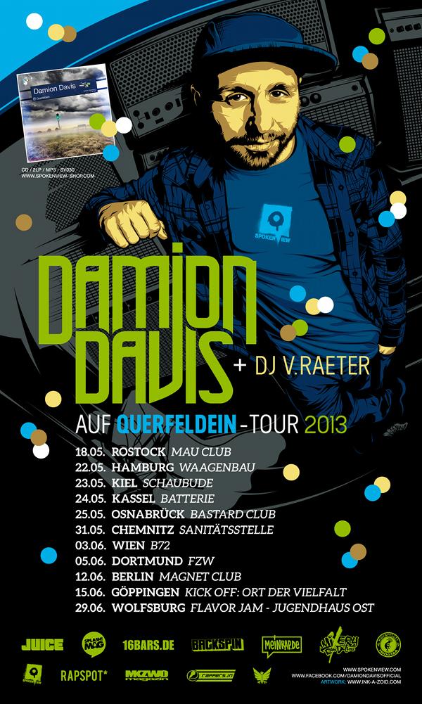 Damion Davis_Flyer