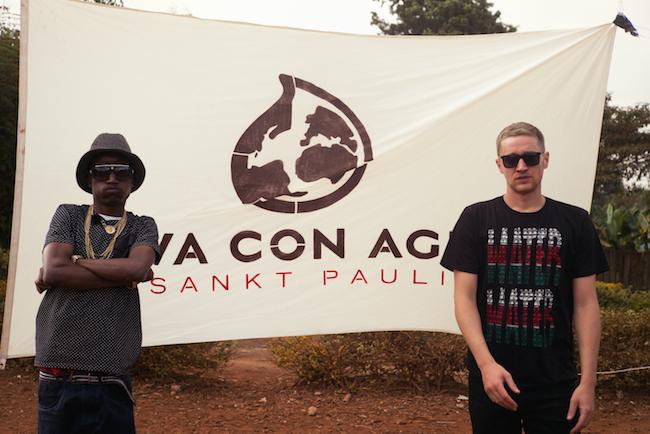 Viva con Agua – #Waterwater-Projektreise in Kenia mit Marteria & Maeckes