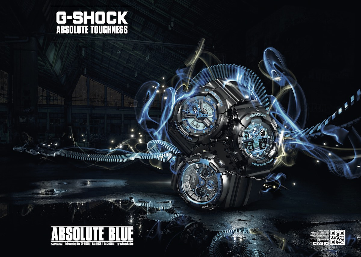 2016_SS_G-SHOCK_CoolBlue_Advertisement_landscape_420x297_DE