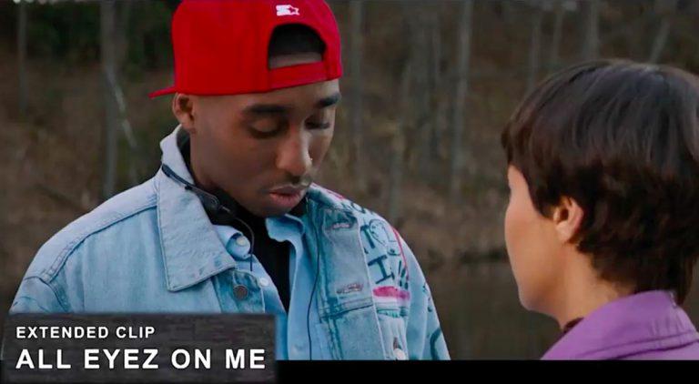 »All Eyez On Me«: Extended Clip zum Tupac-Biopic veröffentlicht // News