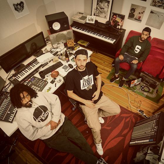 »Was wir hier machen, ist schon Rap über Rap, aber nicht ganz so langweilig« // Man Of Booom im Interview