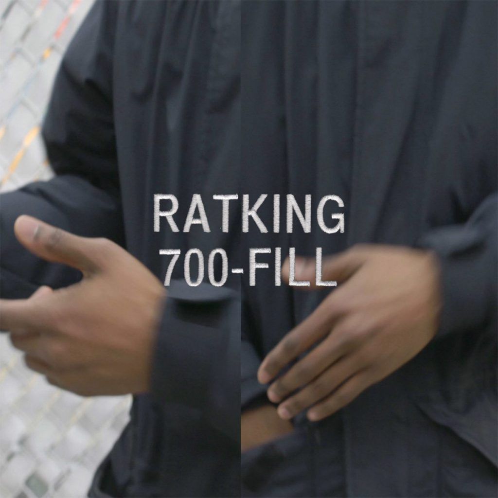 700 Fill Cover Ratking
