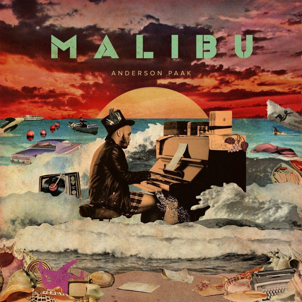 Anderson .Paar Malibu
