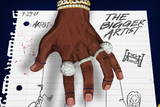 A Boogie Wit Da Hoodie, The Bigger Artist, Review