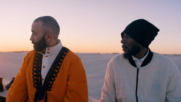 A Tribe Called Red feat Yasiin Bey – R.E.D. // Video