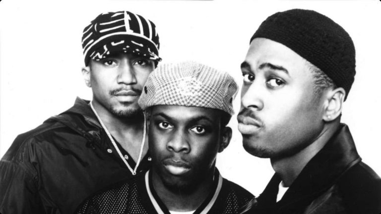A Tribe Called Quest – We got it from Here… Thank You 4 your Service // Album-Stream