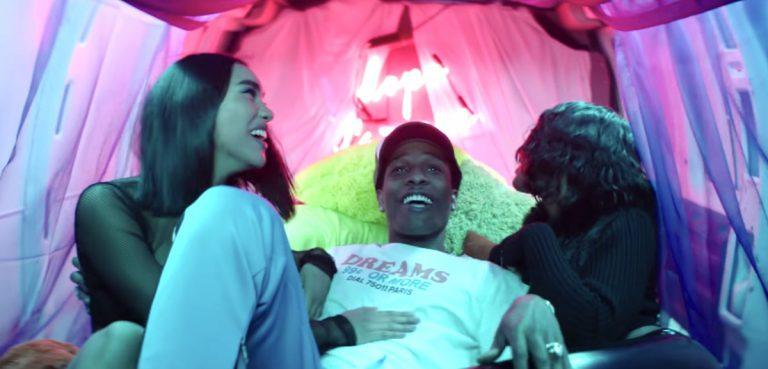 Famous Dex feat. A$AP Rocky – Pick It Up // Video