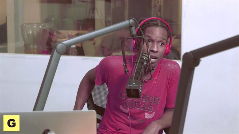 Golf Radio: Tyler, The Creator im Interview mit A$AP Rocky