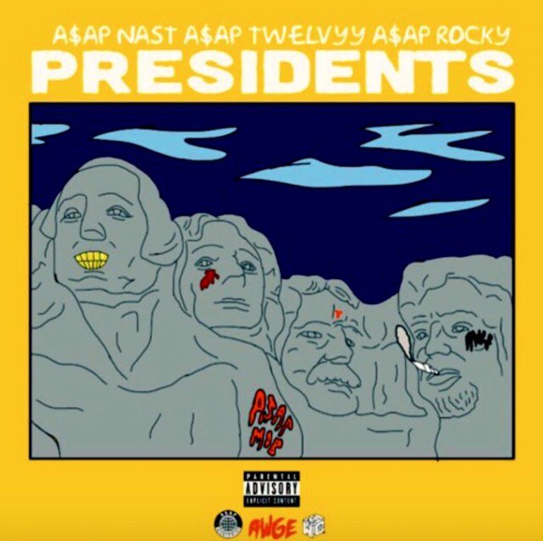 Wavy Wednesday: A$AP Rocky, A$AP Nast, A$AP Twelvyy – Presidents
