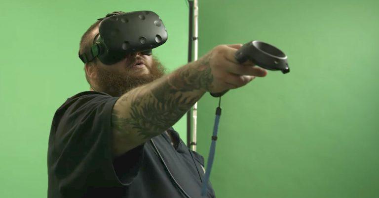 »This is fire right here, dog«: Action Bronson erkundet verschiedene VR-Welten // Video