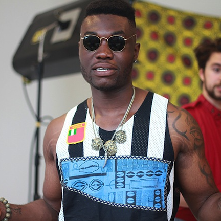 Afrikan Boy – Hit Em Up (Video)