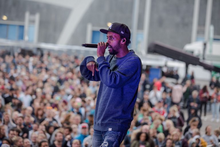 »United We Stream«: Afrob & DJ Stylewarz live aus Hamburg // Stream