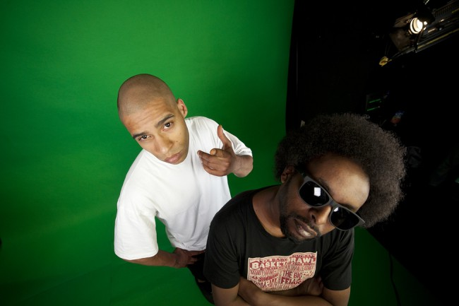 Afrob & Megaloh live
