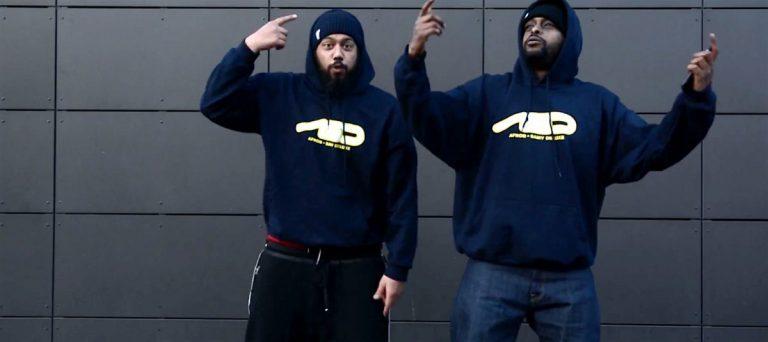ASD feat. Eko Fresh, Ali As & Curse – Mittelfinga hoch