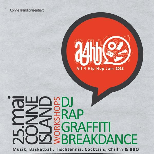 All 4 Hip Hop Jam 2013
