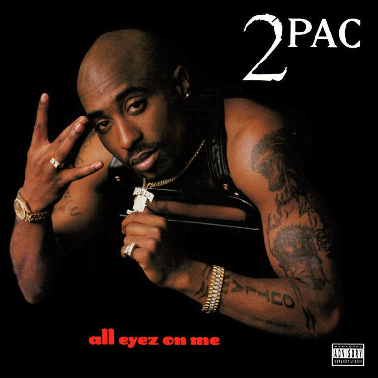 2Pac – All Eyez On Me (1996) // Review