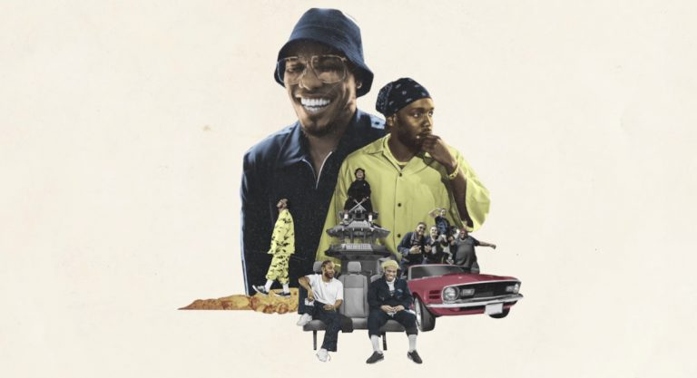 Anderson .Paak feat. Kendrick Lamar – Tints // Track