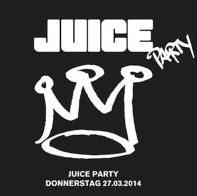 JUICE Party @ Prince Charles