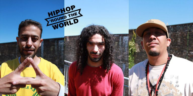Arabian Knightz: »Die Revolution ist noch nicht beendet.« // HipHop ʻRound The World