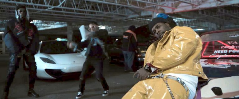Powers Pleasant x Joey Bada$$ x A$AP Ferg – Pull Up // Video