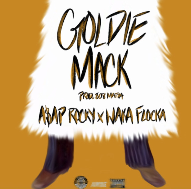 Asap Rocky Waka Flocka