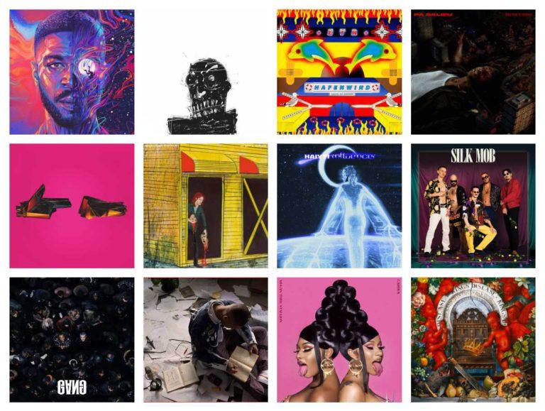 JUICE (W)Rap-Up: Autor*innencharts 2020// Listen