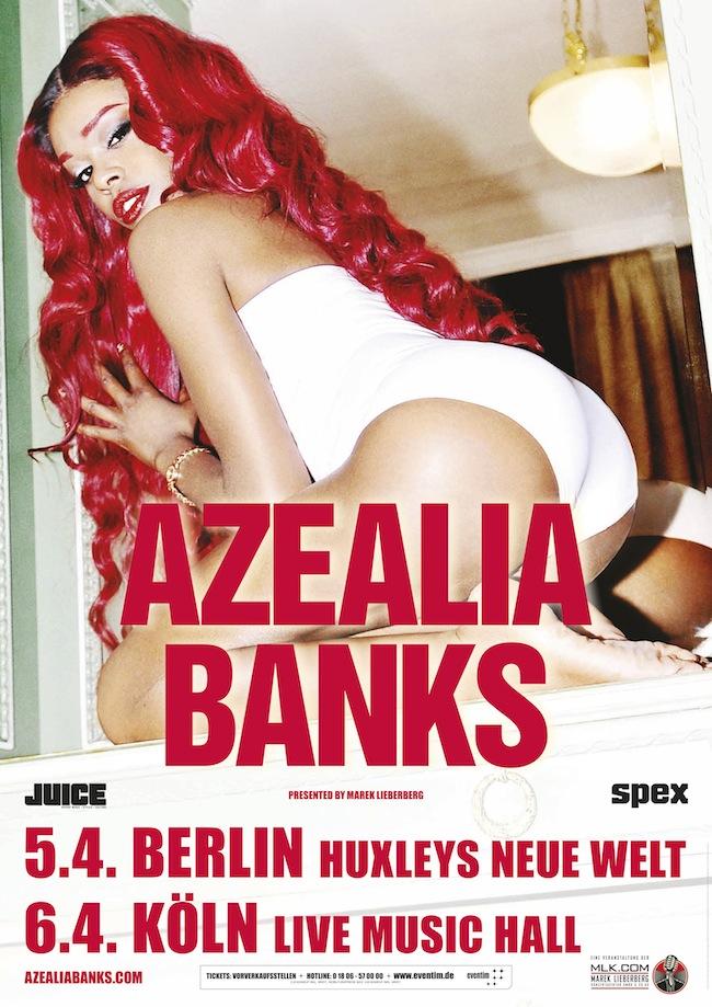 AzealiaBanks_Poster