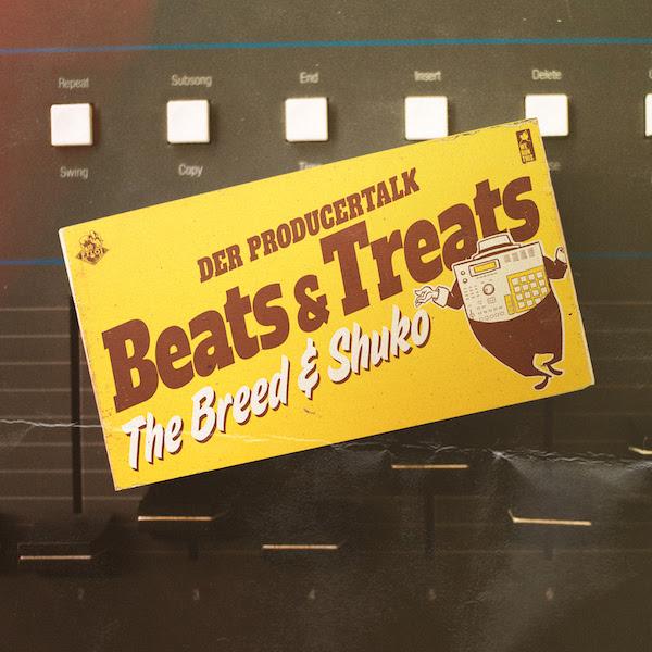 »Beats & Treats«: Shuko und The Breed launchen Podcast für Beat-Nerds // News