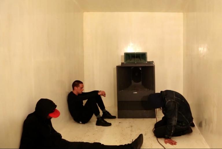 Death Grips – On GP // Video