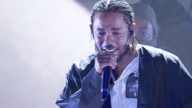 Kendrick Lamars Grammy-Medley ist höchste MC-Kunst // Video