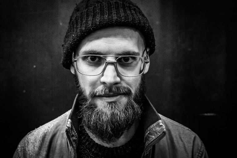 Started from the bedroom: Producer Binkbeats geht auf Tour // Live