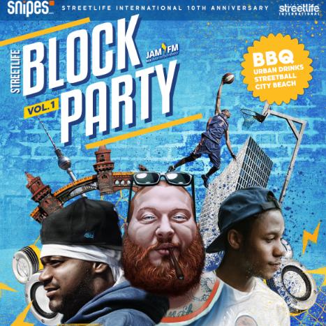 Blockparty Vol. 1