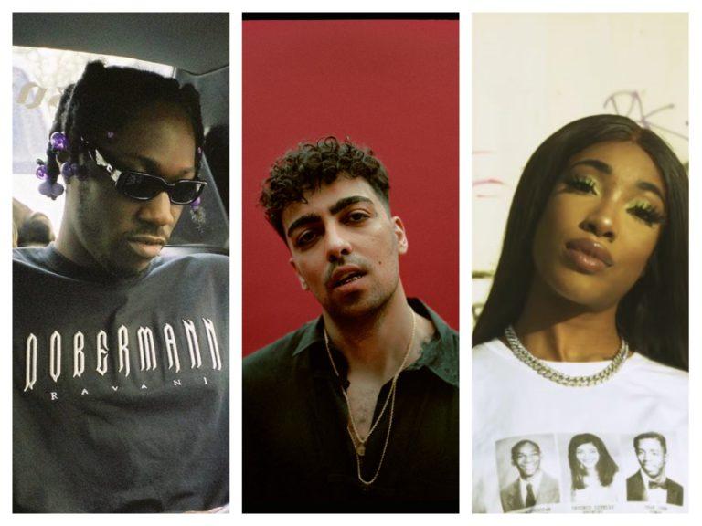 Freitagsbombe: Neue Releases von BRKN, Eunique, Kwam.E, Lugatti & 9ine u.v.m. // Listen