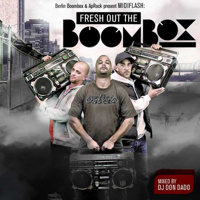 MIDIFLASH – Fresh Out The Boombox (Verlosung)