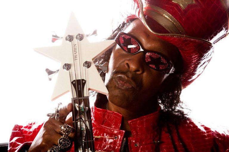 Bootsy Collins: »Bruno Mars hat Funk wieder populär gemacht« // Interview