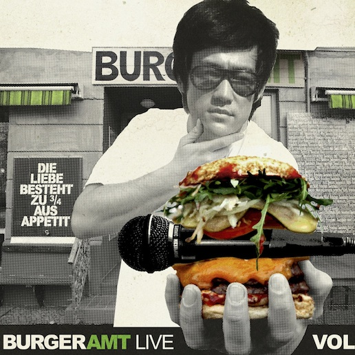 Burgeramt Live Vol. 2 mit Karate Andi, Damion Davis & Liquit Walker [JUICE TV]