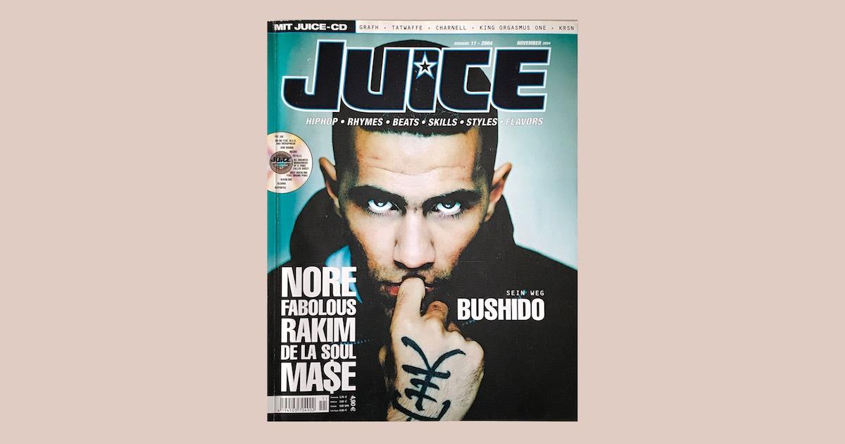Bushido Cover