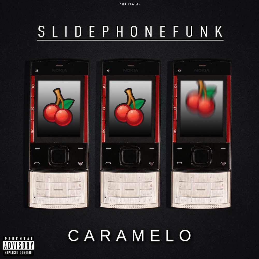 Caramelo-Slidephonefunk