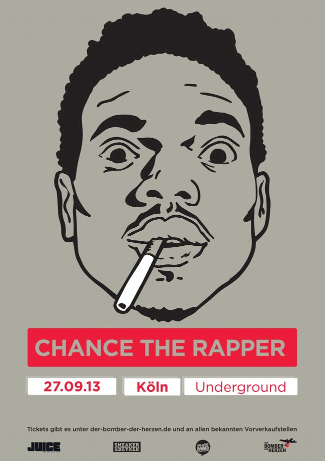 Chance the Rapper_flyer