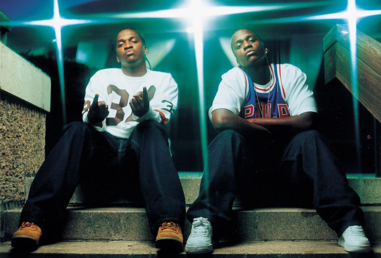 Kings Of HipHop: Clipse