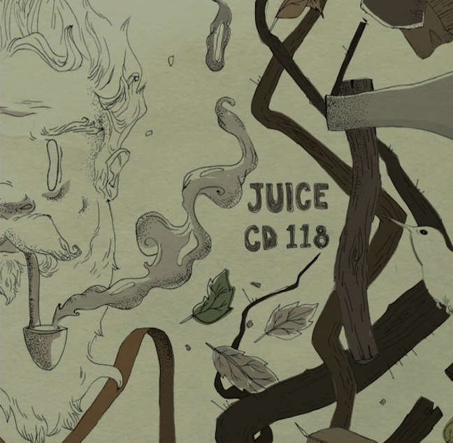 Cover_JUICE CD #118