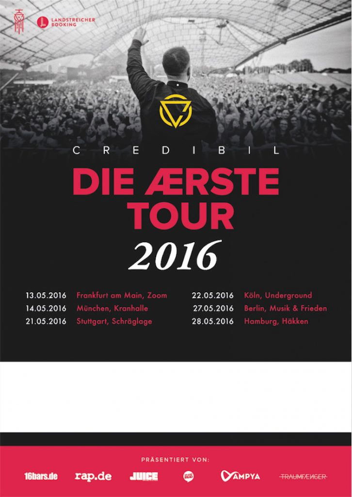 Credibil_Tourposter