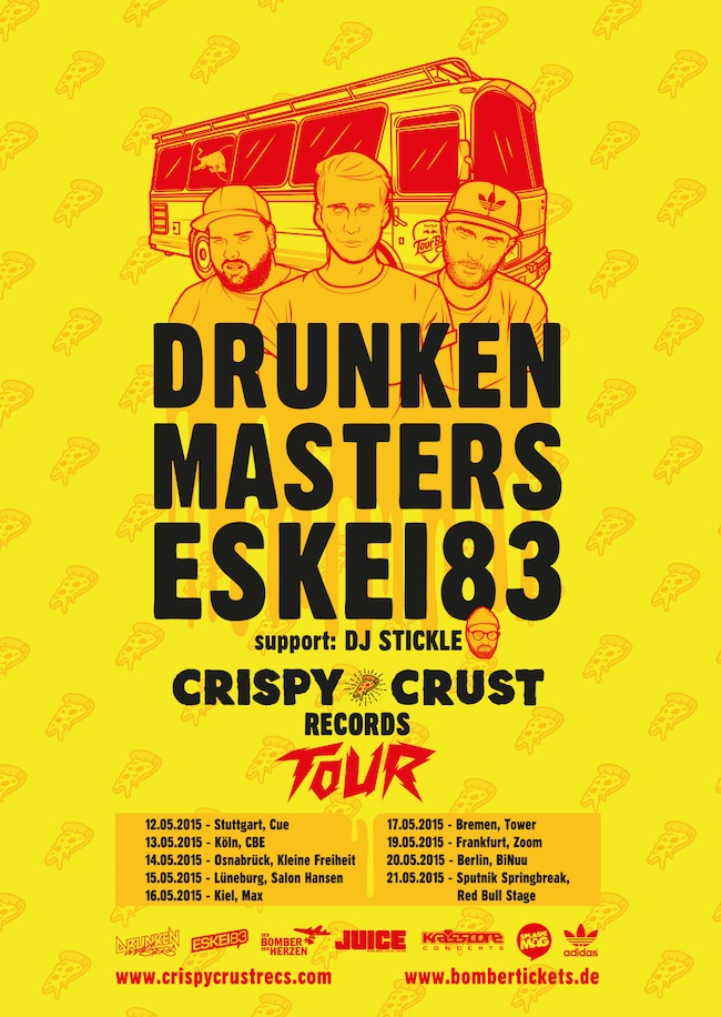 Crispy_Crust_Records_tour_März_2015_poster_web