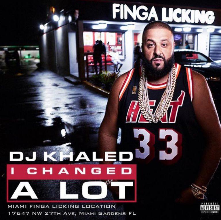DJ Khaled – I Changed A Lot // Review