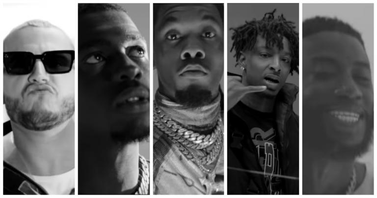 DJ Snake versammelt Offset, 21 Savage, Sheck Wes und Gucci Mane auf »Enzo« // Video